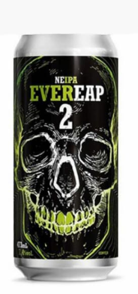 Everbrew Ever EAP 2 Lata 473ml NE IPA
