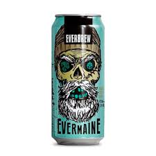 Everbrew Evermaine juicy IPA Lata 473ml