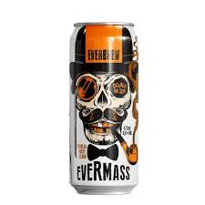 Everbrew Evermass Double Juicy IPA Lata 473ml