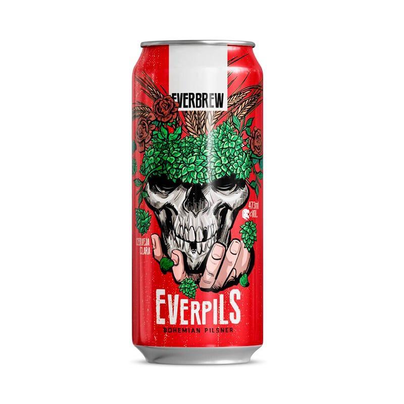 Everbrew Everpils Bohemian Pilsner Lata 473ml