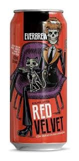 Everbrew Red Velvet Lata 473ml Berliner Weisse