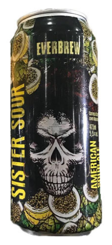 Everbrew sister Sour Lata 473ml