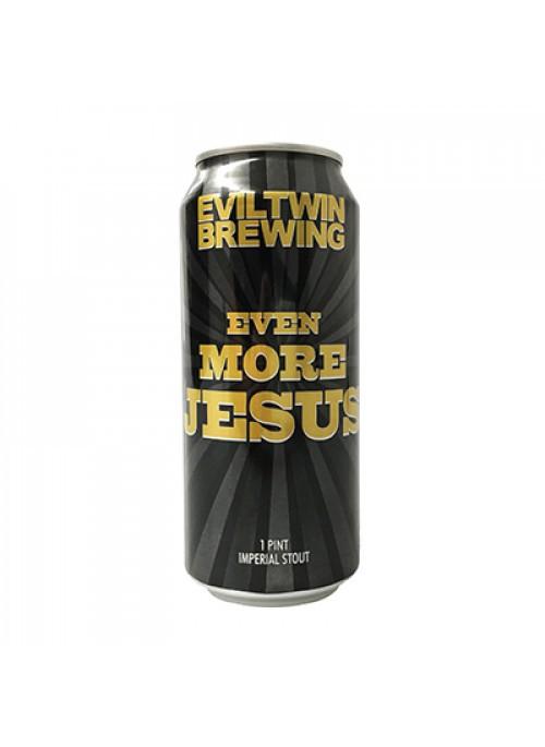 Eviltwin Even More Jesus Lata 473ml RIS