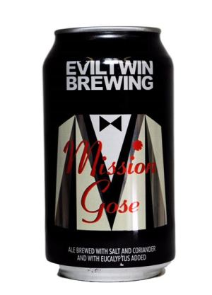 Eviltwin Mission Gose Lata 355ml