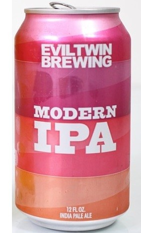 Eviltwin Modern IPA 355ml
