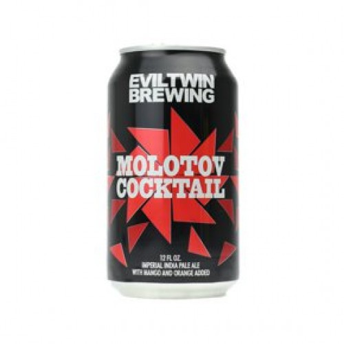 Eviltwin Molotov Cocktail Lata 355ml Triple IPA
