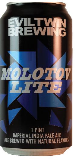 Eviltwin Molotov Lite Lata 473ml IPA