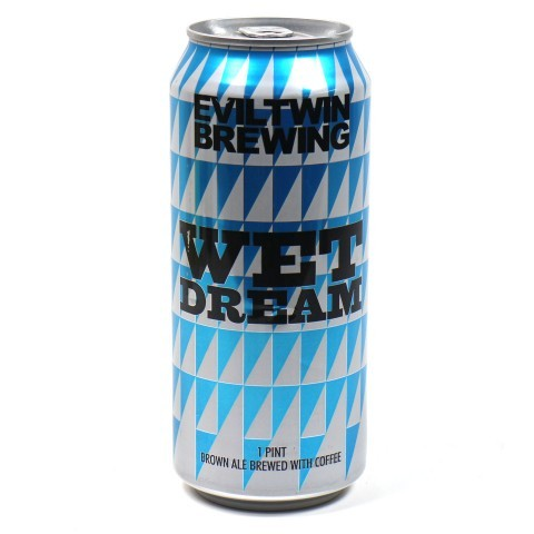 Eviltwin Wet Dream Lata 473ml Brown Ale