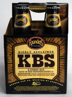 Founders 4-Pack KBS 2018 355ml RIS BA