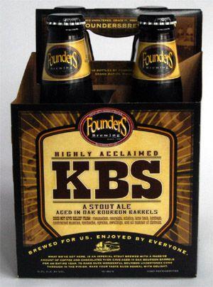 Founders 4-Pack KBS 2018 355ml RIS BA