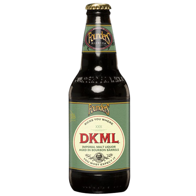 Founders DKML 355ml Malt Liquor BA