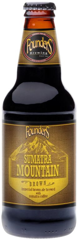 Founders Sumatra Brown Ale 355ml