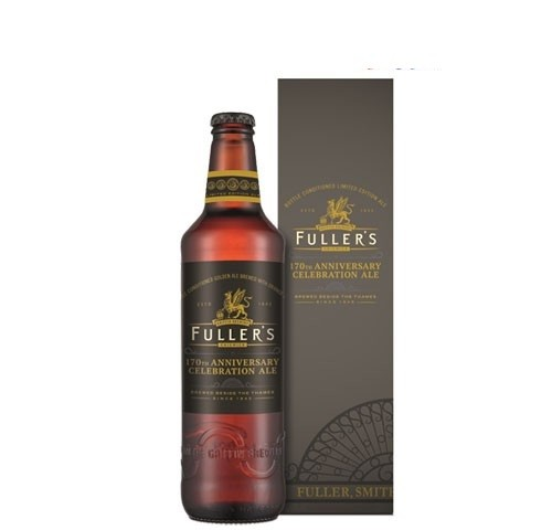 Fullers 170H Anniversary 500ml Strong Ale
