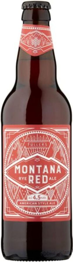 Fullers Montana Red 500ml Red Ale