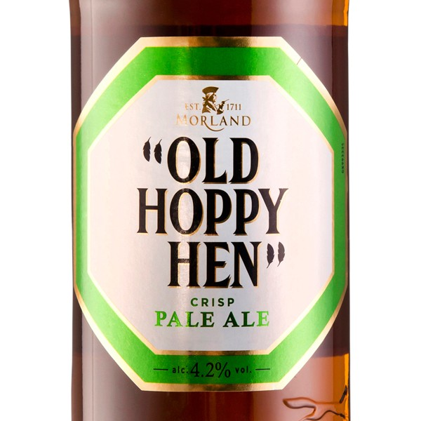GK Old Hoppy Hen 500ml Pale Ale