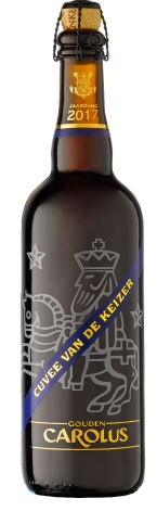 Gouden Carolus Van de Keizer Blaw 2017 750ml Belgian Dark Strong Ale