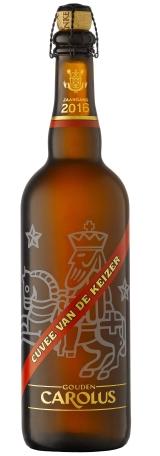 Gouden Carolus Van de Keizer Rood 2016 750ml Strong Golden Ale
