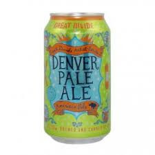 Great Divide Denver Pale Ale Lata 355ml