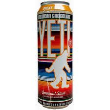 Great Divide Mexican Chocolate Yeti 568ml Imperial Stout