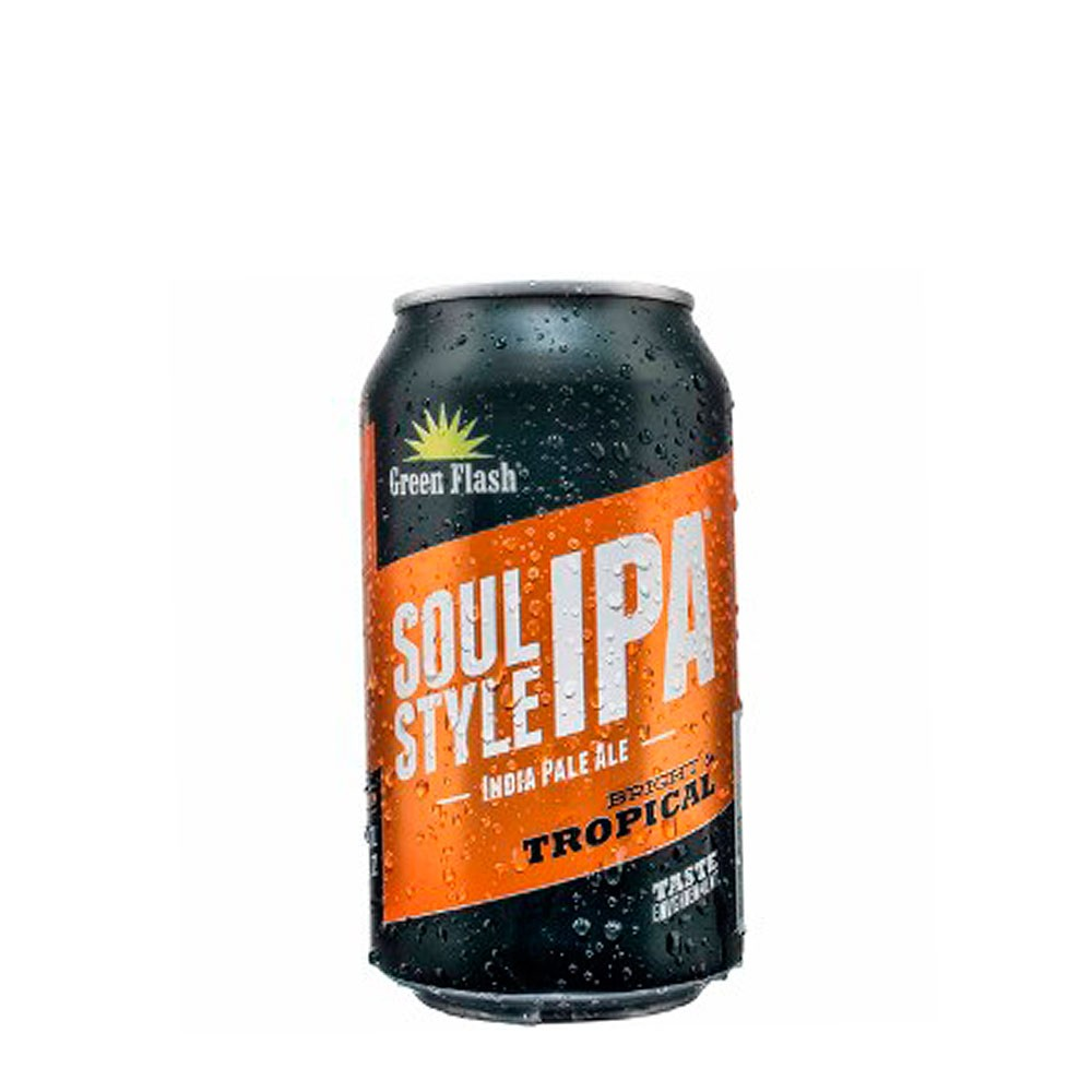 Green Flash Soul Style IPA Lata 355ml