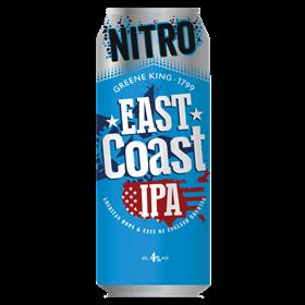 Greene King East Coast IPA Nitro Lata 440ml VALIDADE 31/08/2018