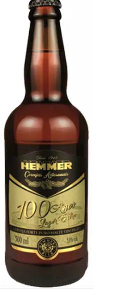 Hemmer 100 Anos 500ml Extra Lager