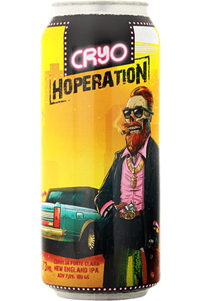 Heroica Cryo Hoperation Lata 473ml NE IPA