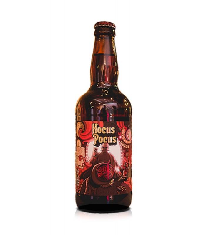 Hocus Pocus Coffee Hush 500ml Amber Ale