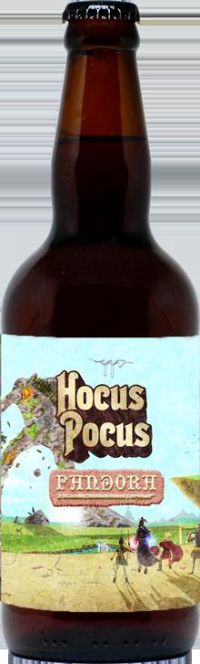 Hocus Pocus Pandora 500ml Helles