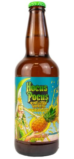 Hocus Pocus Pineapple Express 500ml