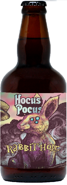 Hocus Pocus Rabbit Hole 500ml RIS