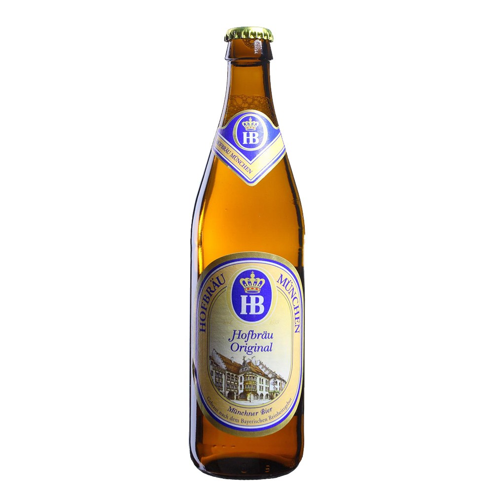 Hofbrau Original 500ml Helles