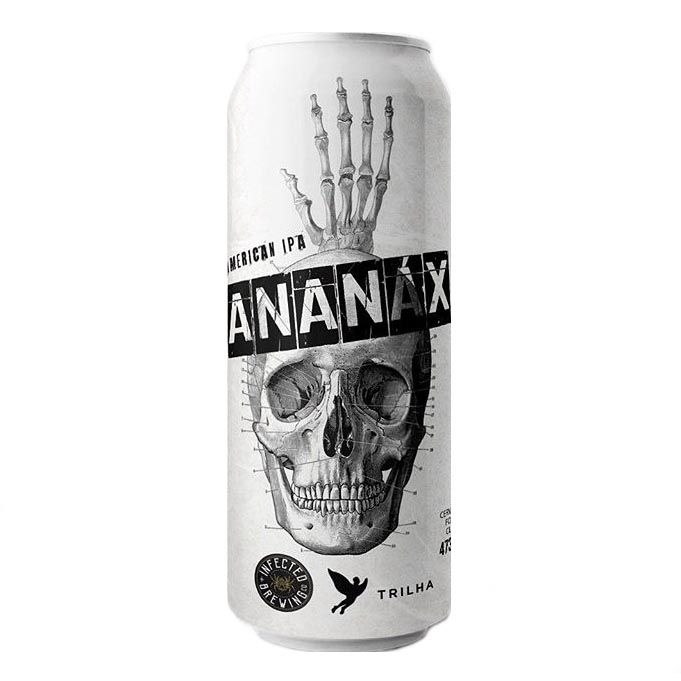 Infected Brewing / Trilha Ananáx Lata 473ml