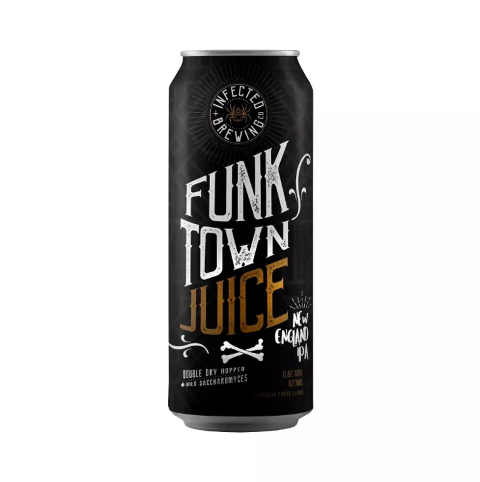 Infected Funk Town Juice Lata 473ml NE IPA