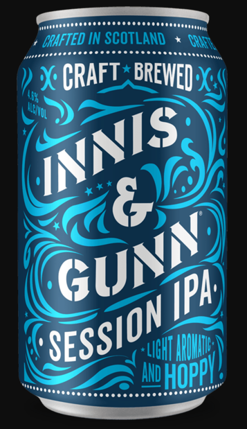 Innis & Gunn Session IPA Lata 330ml