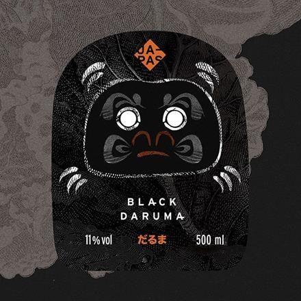 Japas Black Daruna 500ml RIS