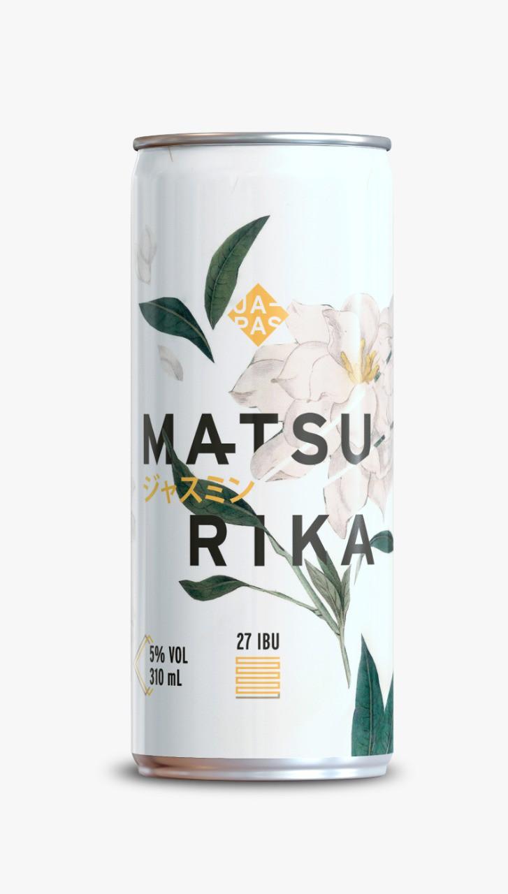 Japas Matsurika Lata 310ml Bohemian Pilsener