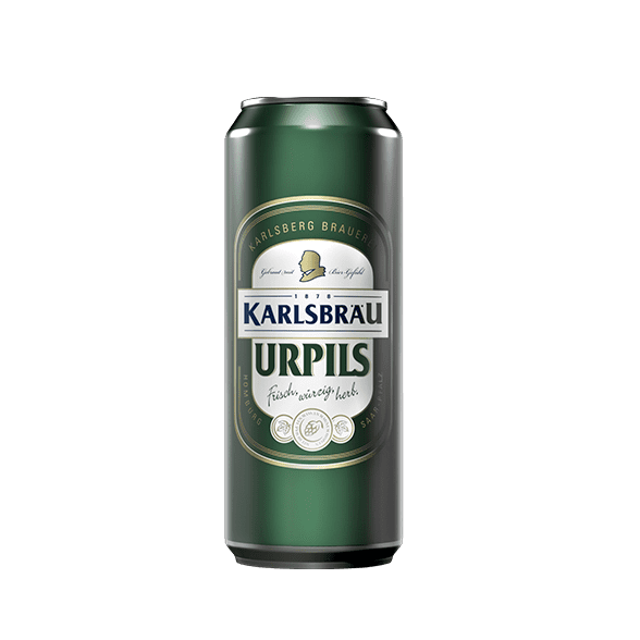 Karlsbrau Urpils Lata 500ml