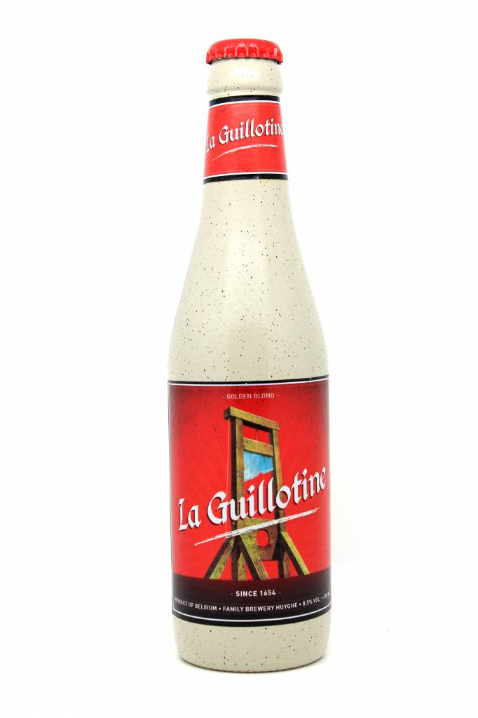 La Guillotine 330ml Strong Golden Ale