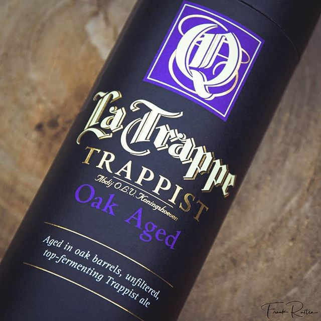 La Trappe Oak Aged Cachaça Barrel 375ml