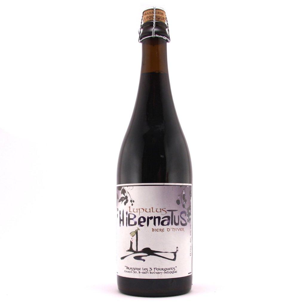 Les 3 Fourquets Lupulus Hibernatus 750ml Belgian Dark Strong Ale