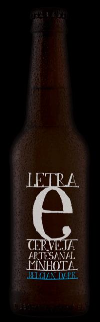 Letra & Minhota Belgian Dark Strong Ale  330ml