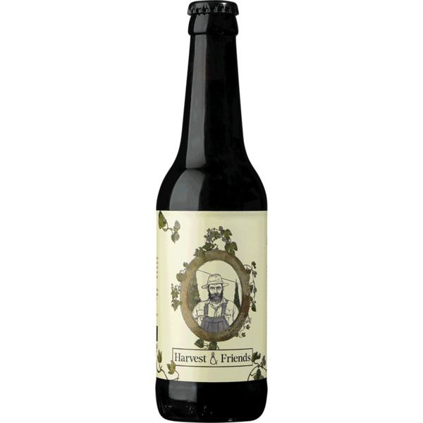 Letra Harvest & Friends Belgian Tripel 330ml