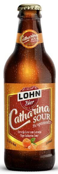 Lohn Catharina Sour Bergamota 330ml