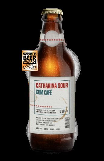 Lohn Catharina Sour C/ Café 330ml