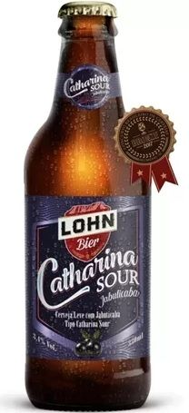Lohn Catharina Sour Jabuticaba 330ml