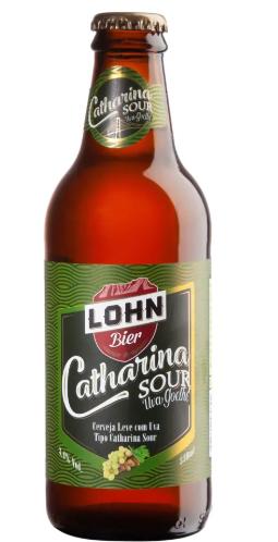 Lohn Catharina Sour Uva Goethe 330ml