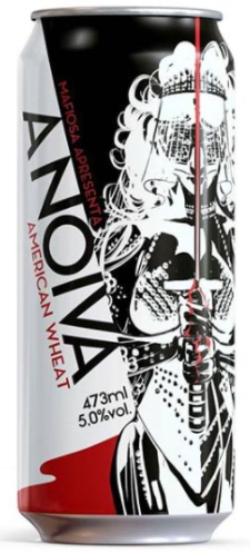 Mafiosa A Noiva Lata 473ml American Wheat