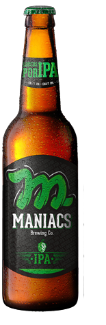 Maniacs IPA 600ml