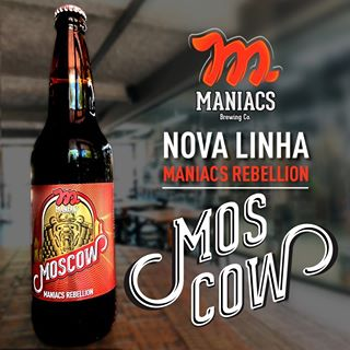 Maniacs Rebellion Moscow 600ml RIS
